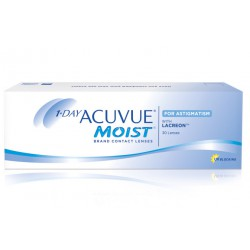 1 Day Acuvue Moist for Astigmatism (30шт)