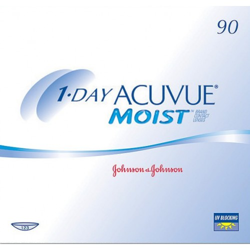 1 Day Acuvue Moist(180шт.)