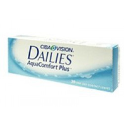 Dailies AquaComfort Plus (30шт.)