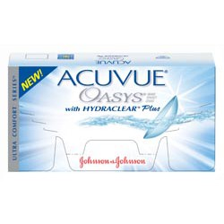 Acuvue OASYS with HYDRACLEAR (6шт.)